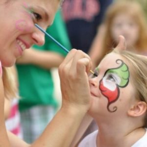 Face Painting / Balloons Twisting