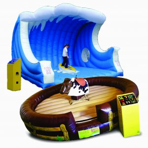 Mechanical Bull / Surfboard Rider