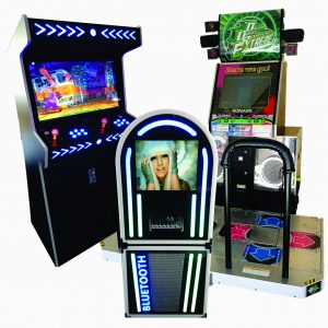 Arcade / Jukebox Hire