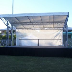 Stages / Marquees / Toilets