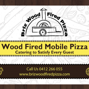 Briz Woodfired Pizza Catering
