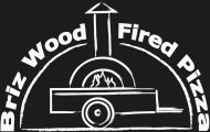 Briz Wood Fired Pizza Logo Large